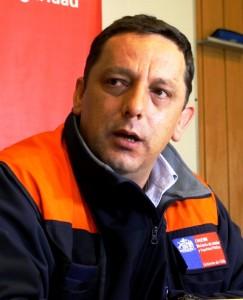 Sidi Bravo, director Onemi Aysén