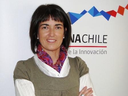Carolina Bascur, directora Corfo Región de Aysén