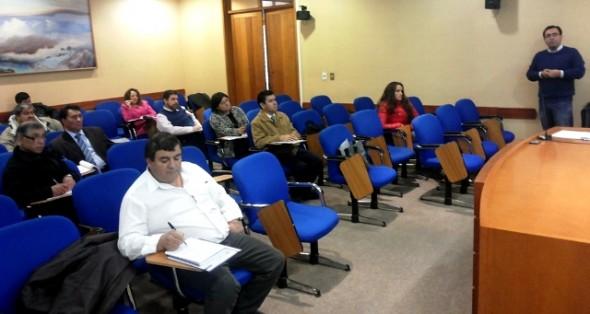 Cespa Aysén desarrolló exitoso seminario a concejales de la región