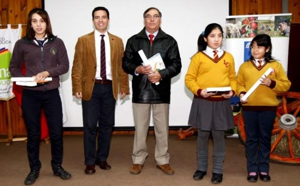 Concurso literario del mundo rural.