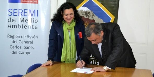 Coyhaique ingresa al Sistema de Certificación Ambiental Municipal