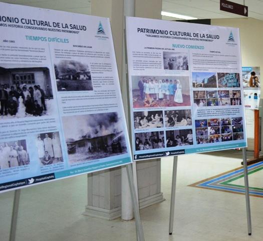Paneles en Hospital Coyhaique