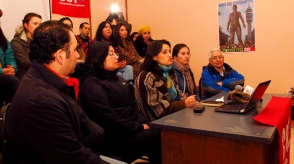 Presentación Sindicato Colegio El Camino