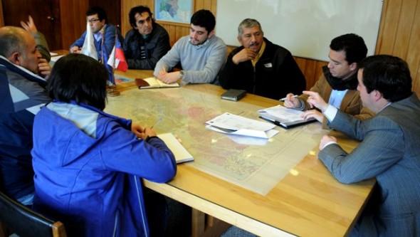 Transportistas participan en diseño del Plan Regional de Conservación Vías Urbanas.
