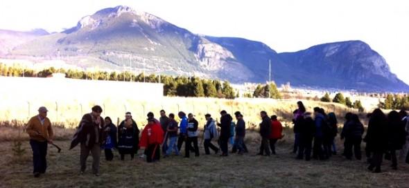 We Xipantu en Coyhaique
