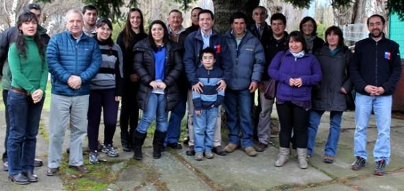 Agricultores de aysén fortalecen venta y capacitación  mediante alianza productiva indap y unimarc