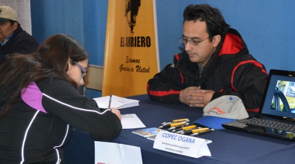 Feria Laboral Escuela Pedro Quintana Mansilla