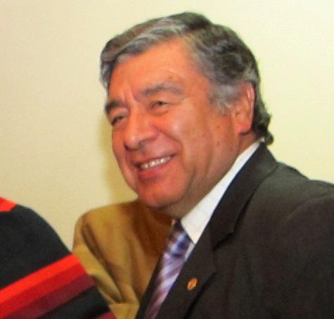 Joaquin Real, directivo de la entidad regionalista.