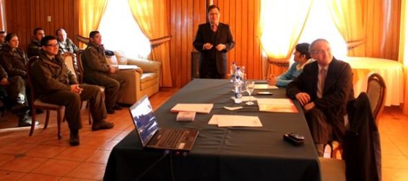 La instrucción fue impartida por la Sociedad Chilena del Derecho de Autor (SCD).