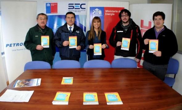 Lanzan campaña sobre el uso seguro de la parafina en la región