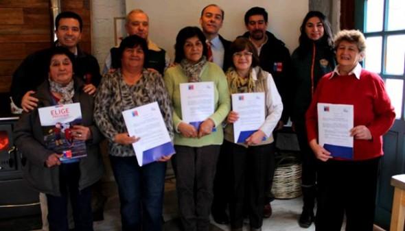 Productoras regionales del Programa Prodesal obtienen resolución sanitaria para comercializar sus productos