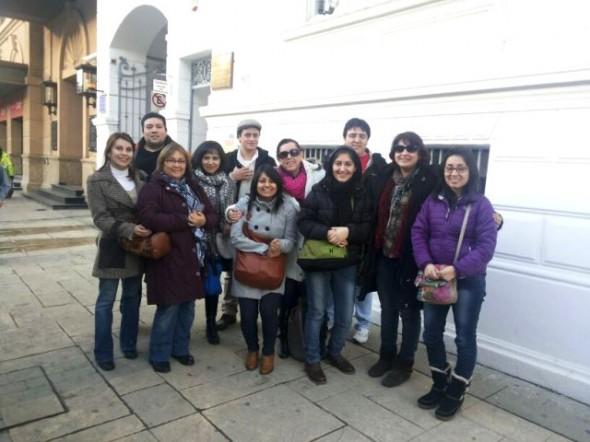 Profesores de Inglés en Punta Arenas.