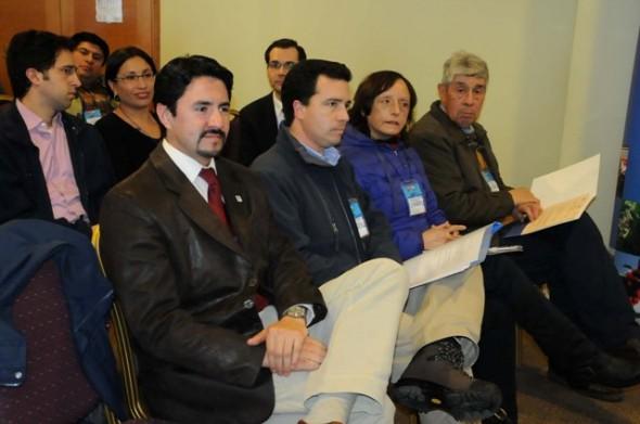 Se realizó primer seminario sobre formas de protección de los productos de Aysén