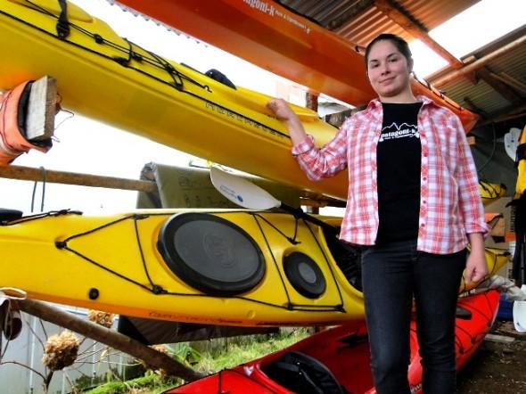 Turismo Marinero toma fuerza en el litoral de Aysén
