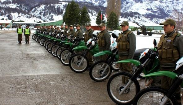 17 funcionarios de la institución y 4 del Ejército fueron parte de la iniciativa