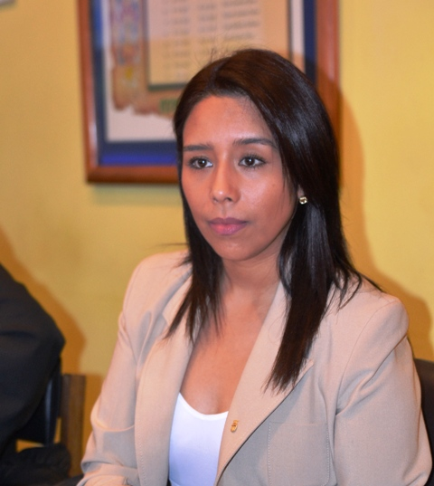 Aracely Leuquen, concejala RN