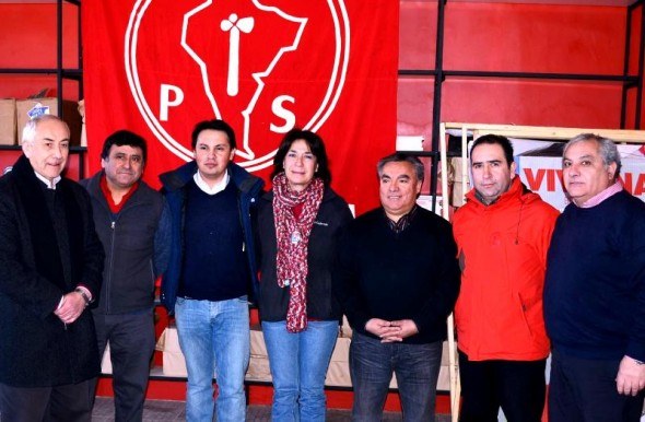 Candidatos Consejeros PS 2013