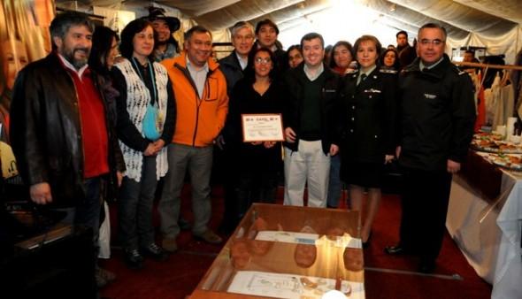 Con 5 artesanas certificadas en orfebrería finalizó 8ª versión de ExpoFosis
