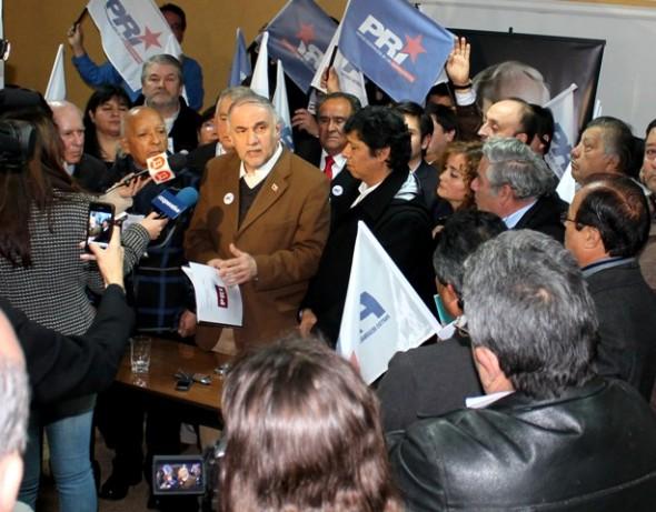 Este viernes candidato presidencial PRI Ricardo Israel visitará la Región de Aysén