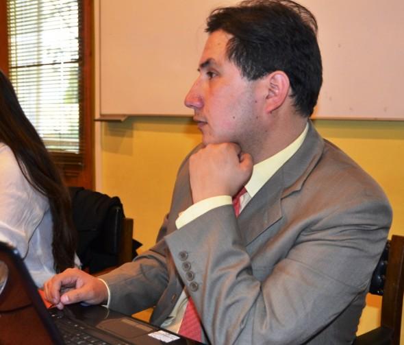 Juan Catalan, concejal PC
