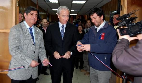 Sernapesca inauguró nuevas oficinas de la Dirección Regional de Aysén