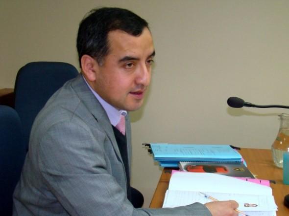 fiscal Alex Olivero Núñez.
