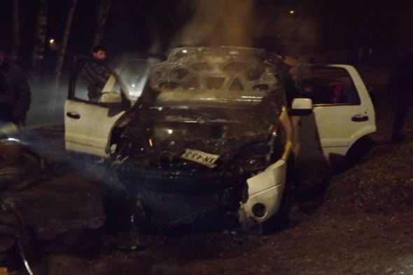 incendio Ford Ecosport 2