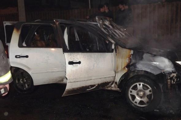 incendio Ford Ecosport 7