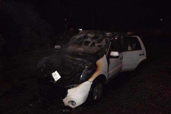 incendio Ford Ecosport 9