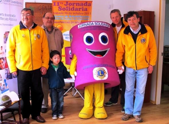 Cámara de Comercio de Coyhaique se comprometió con 11ª Jornada Solidaria