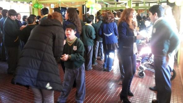 Escuela España celebró sus 41 años al servicio de las personas con discapacidad