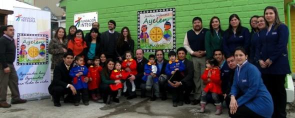 Fundación Integra inauguró  ampliación de Jardín Infantil Ayelen