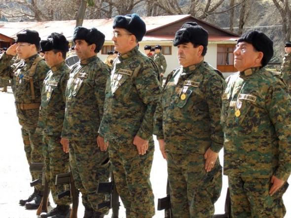 IV División de Ejército conmemoró Día  del Reservista