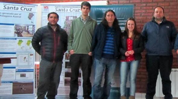 Instituto Forestal intercambió conocimientos técnicos con profesionales del INTA Argentina, sobre Sistemas Silvopastorales de la Patagonia