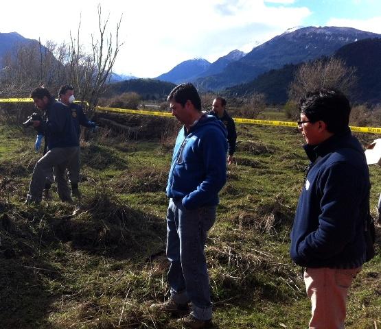 Peritos forenses determinarán si cadáver encontrado cerca del Río Aysén corresponde a María Vargas