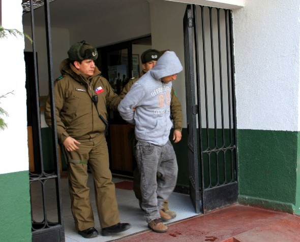 S.I.P de Carabineros de Coyhaique detuvo a imputado por eventual participación tras homicidio en ramadas
