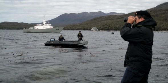 A contar del día 06 de octubre, la Gobernación Marítima de Aysén, efectúa  labores de búsqueda de Aliro Mancilla Bahamonde.