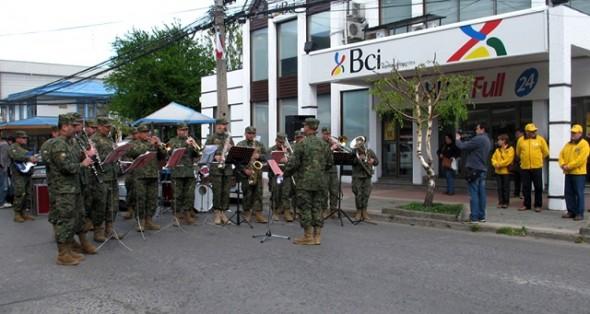 Banda Instrumental de la IV División de Ejército