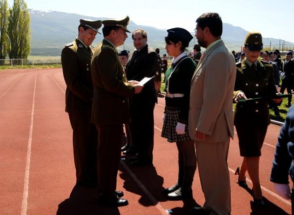 Día Nacional del Brigadista Integral de Carabineros de Chile