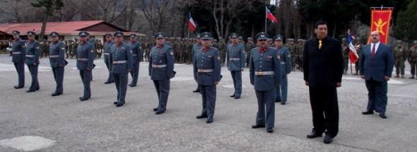 Emotiva despedida de suboficiales de la IV División de Ejército