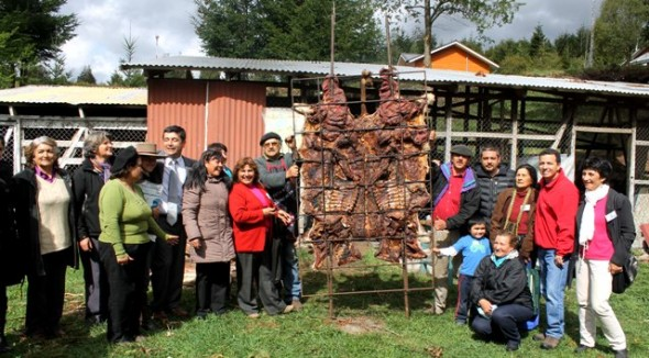 Más de 100 productoras campesinas de aysén celebraron en lago verde el Día Mundial de la Mujer Rural