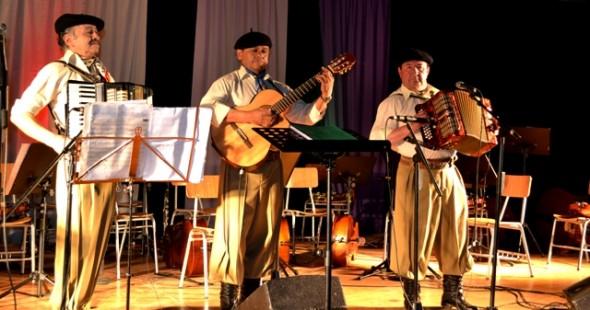 Mate Amrago y Bordemar juntos en concierto
