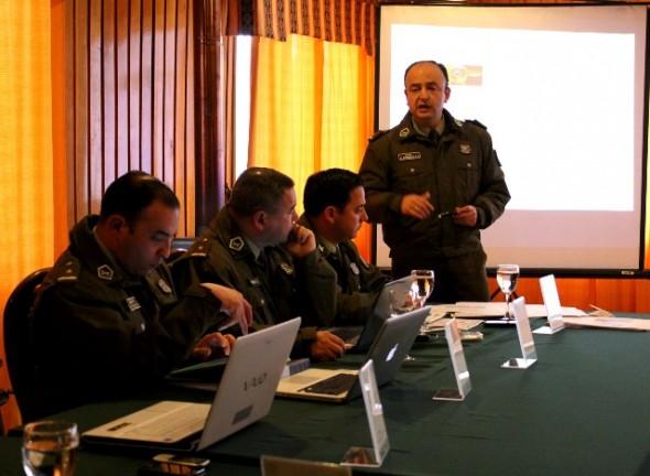 P.A.C.I.C. reveló disminución de un -9 porciento en delitos de mayor connotación social en Aysén