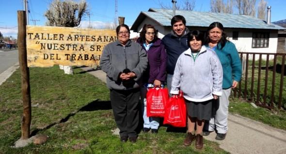 Seremi del Trabajo se reunió con emprendedoras de Puerto Ibáñez