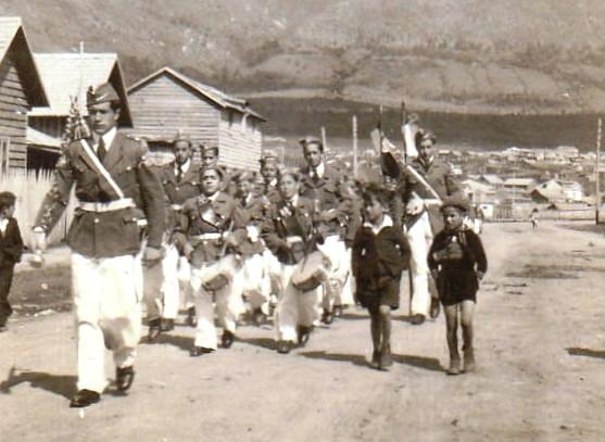 Brigada Exploradores Escuela General Baquedano de Coyhaique (1944-1945)