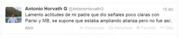 Antonio Horvath Twitter