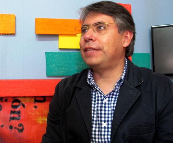 Francisco Díaz, secretario nacional PS de Chile