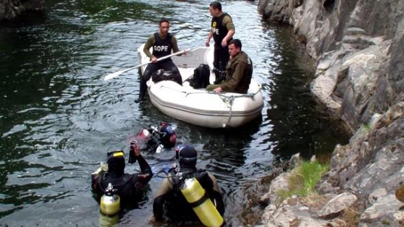 Río Coyhaique.