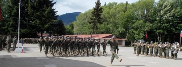 Regimiento Reforzado  Nº 14 de Aysén.