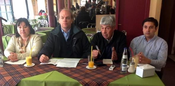 Sembrando Futuro y senador Walker anuncian aumento de cupos de beca Patagonia y modificaciones al manual de procedimiento